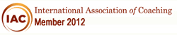 International Association of Coaches, Member 2012